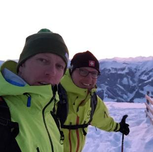 Der Wintersportler steht bei Sport am Jet in Flachau an erster Stelle