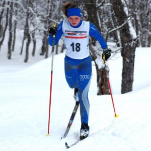 Sportlerin Bayerischer Skiverbands