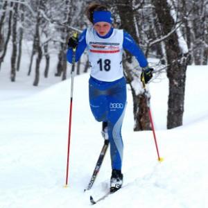 Sportlerin Bayerischer Skiverbands