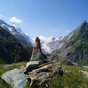 Alpenverein_MonikaMelcher_Pasterze-Steinmandl