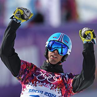 Patrick Bussler als deutscher Snowboarder über seine Karriere