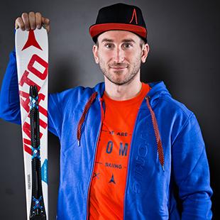 Der österreichische Skirennläufer Marc Digruber im Interview