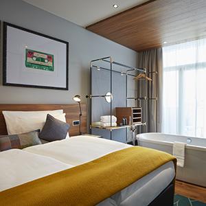 Hard Rock Hotel Davos - Zimmeransicht